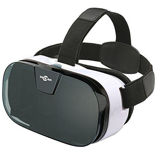 3D VR Glasses,SARLAR™ - Virtual Reality Headset