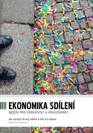 Přebal knihy Ekonomika sdílení