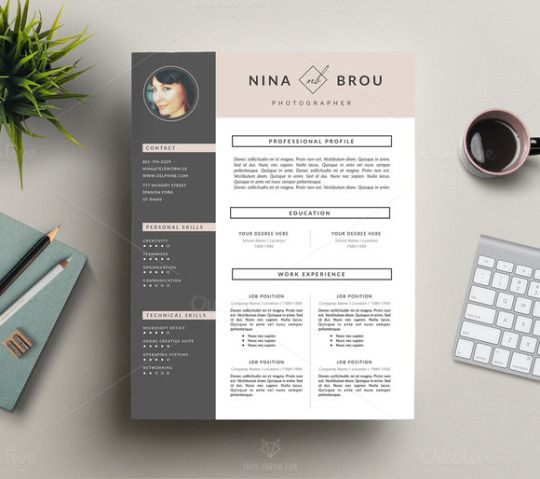 82 best resume ideas images on pinterest