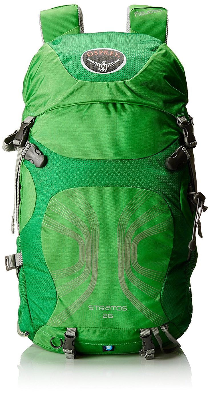 Osprey Packs Stratos 26 Backpack >>> To view further, visit now : Hiking packs