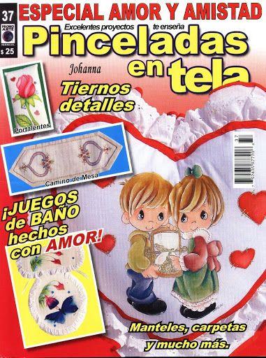 Pinceladas En Tela - MAYITO JIMENEZ - Picasa Web Albums...FREE MAGAZINE!!