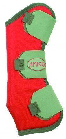 Horseware Ireland - Amigo Travel Boots - Red-Olive-Pony by Horseware. $70.20. Horseware Ireland - Amigo Travel Boots - Red-Olive-Pony