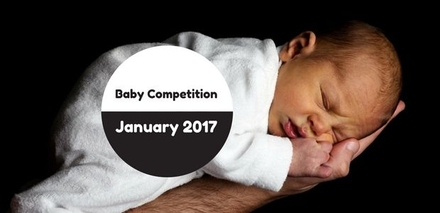 The @kaboutjie Baby Competition for January 2017 is open for entries!   This competition is open for babies and children up to the age of 10 years in South Africa!  #BabyCompetition #SABaby #SABabyCompetition