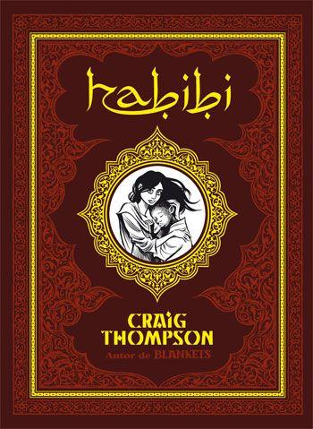 Comic- Habibi
