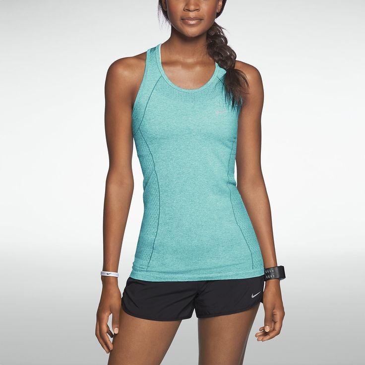 Nike Dri-FIT Knit Women's Running Tank Top. Nike Store size small or medium please