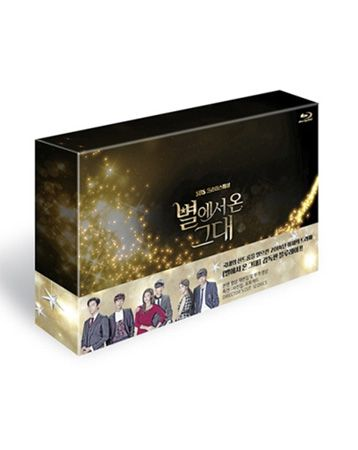 K2POP - [PRE-ORDER] 별에서 온 그대 YOU WHO CAME FROM THE STARS - SBS DRAMA (12 DISC) DIRECTOR'S CUT <BLU-RAY>