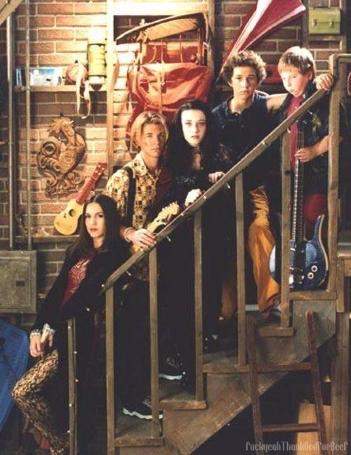 Even Stevens - One of my favorite TV shows when I was growing up.