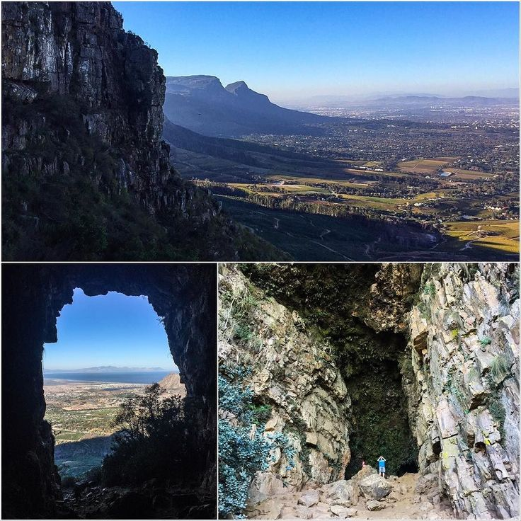 The view from the Elephants eye cave on Silvermine. A great walk to do very beautiful! #nature #outdoors #walking #hiking #mountains #cave #view #beautiful #inspiration #lifestyle #capetown #silvermine