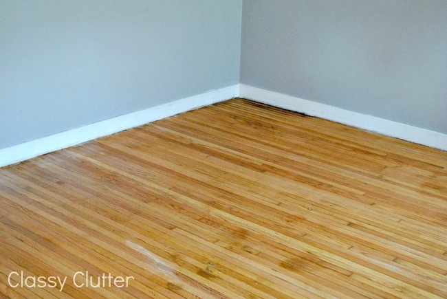 Classy Clutter: How to remove carpet and refinish wood floors: PART 1