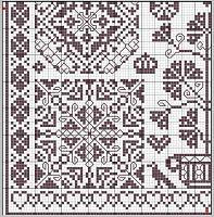 "Gallery.ru / miroslava388 - Альбом ""Монохром""  #cross-stitch"