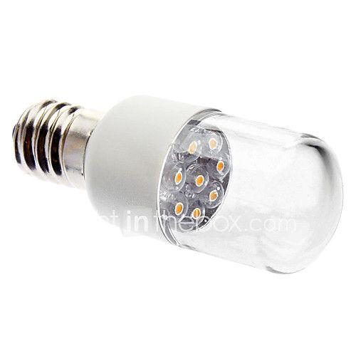 0.5W E14 LED-kaarslampen 7 Dip LED 45 lm Warm wit Decoratief AC 220-240 V 2017 - €1.75