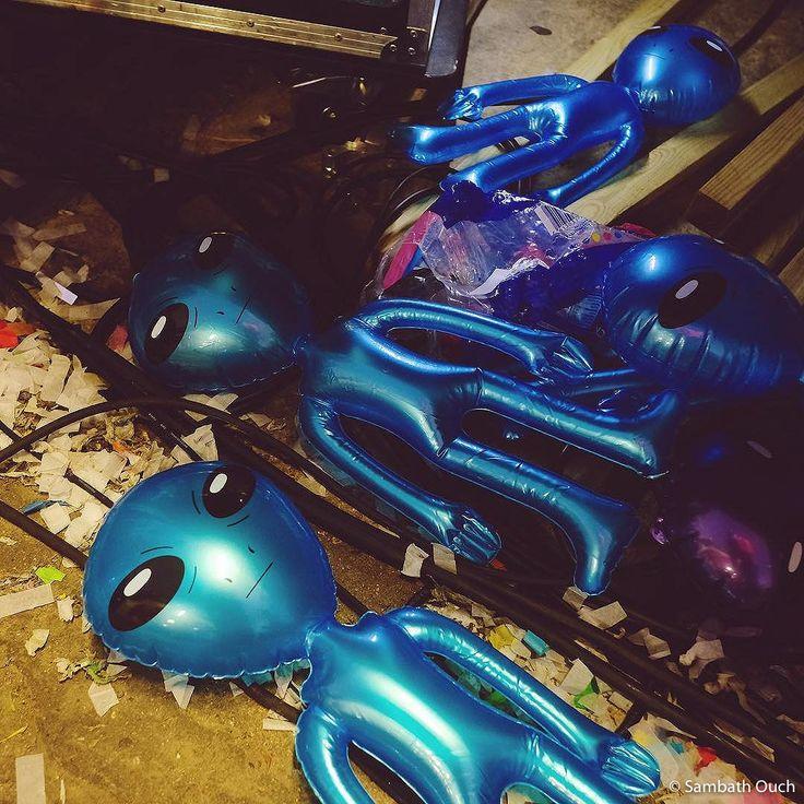 Alien Party (London) © Sambath Ouch