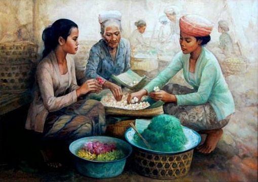 Rustamadji - Pasar