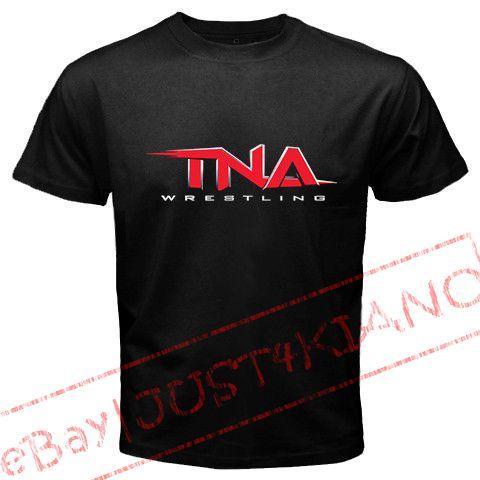 promotion tshirts tna wrestling.