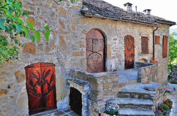 Casa di Brugnello (from Altavaltrebbia - Galleria fotografica)
