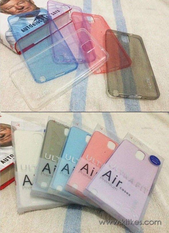 Ume UltraThin Air 0.3mm Soft Case Samsung Galaxy Note 3 - Rp 80.000