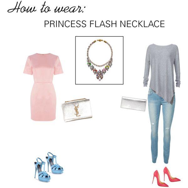 Princess Flash Necklace