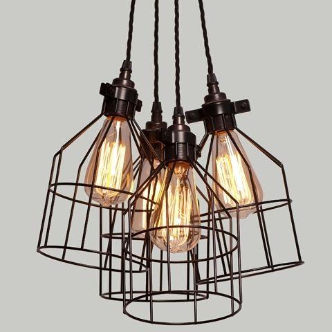 Lampa Multi Cage