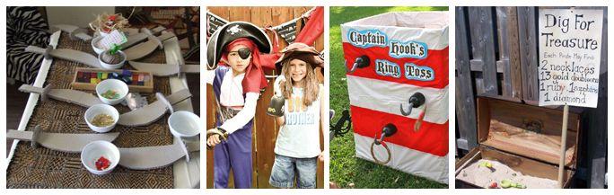 diy pirate ship photo booth - Google Search