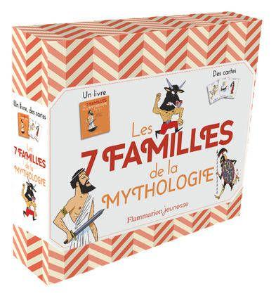 Mythologie : un jeu de 7 familles pour devenir incollable !