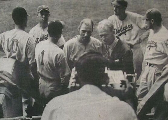 26 August 1939... the first televised Major League baseball game is broadcast on station W2XBS, the station that was to become WNBC-TV.   Announcer Red Barber called the game between the Cincinnati Reds and the Brooklyn Dodgers at Ebbets Field in Brooklyn, New York.