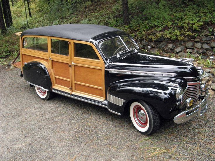 1941 Chevrolet Special Deluxe Station Wagon