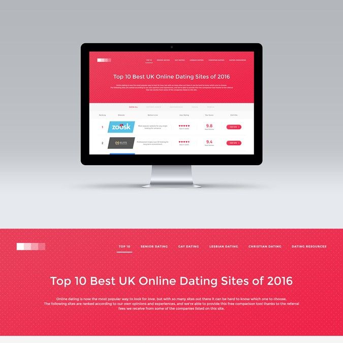 Create A Click-Worthy, High-Converting (Dating) Landing Page by nicecat