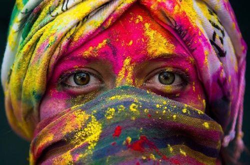 Team Nikon wishes everyone a Happy Holi! . . To mark this colorful day we give you this stunning portrait by Subodh Shetty aka @wayeyesee. Taken at Barsana using a #Nikon #D4s 24-70mm. Model: @elena.prudlik. . . Got any Holi photos? Tag us or use the hashtag #NikonMEA for a chance to be featured on our page! #Nikonian #NikonTop #NikonLove via Nikon on Instagram - #photographer #photography #photo #instapic #instagram #photofreak #photolover #nikon #canon #leica #hasselblad #polaroid…