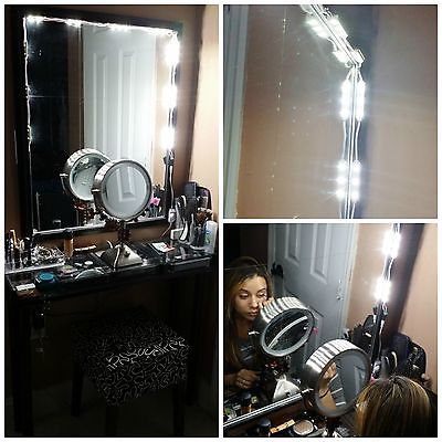 Led Hollywood Vanity Lights : 1000+ ideas about Led Vanity Lights on Pinterest Interior wall lights, Holly hunt and Vanity ...