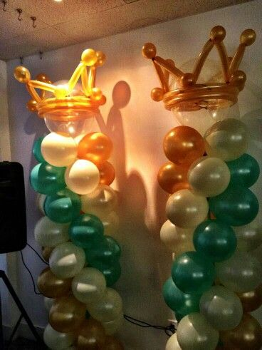 1000+ images about balloon Cinderella carriages & castles ...
