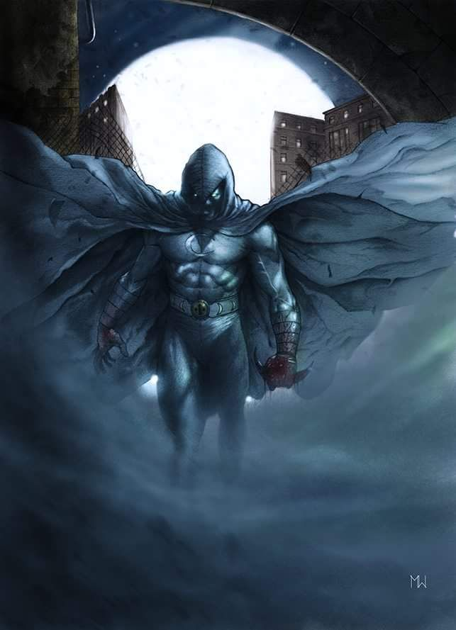 257 best moon knight images on Pinterest