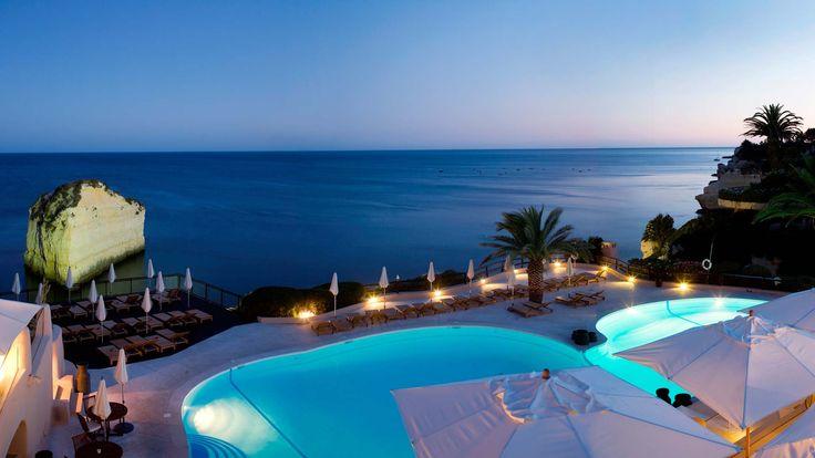 HOTEL DES MONATS: VILALARA THALASSA RESORT An der sonnenverwöhnten Algarve-Küste, liegt eines der besten Thalasso- und Spa-Hotels Europas. Das Vilalara Thalassa Resort bietet alle Annehmlichkeiten eines modernen Luxushotels. Und beste Voraussetzungen für einen beschwingten Start in den Sommer!