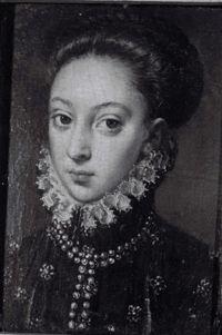 Sofonisba Anguissola, Ana de Mendoza, princesa de Éboli, c.1560 (colección Infantado)