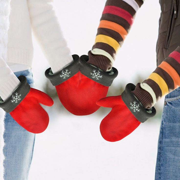 Zakochane Rękawiczki polecamy jako prezent dla zakochanych.