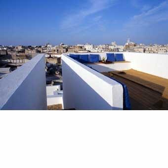 Medina House.... Tunis... John Pawson