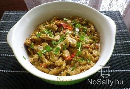 Thai zöld currys csirke: Curries Csirk, Thai Zöld, Nosalti, Zöld Curries, Csirk Receptions, Curries Receptek, Recipes With Pictures, Thai Receptek, Csirk Elkészítési