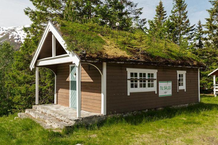 Eiendommen består av fritidseiendom (hytte) med saltak oppført i tømmer med tilhørende vedbod i enkle bygningskonstruksjoner. Hytten inneholder stue, soverom, kjøkken og hems.