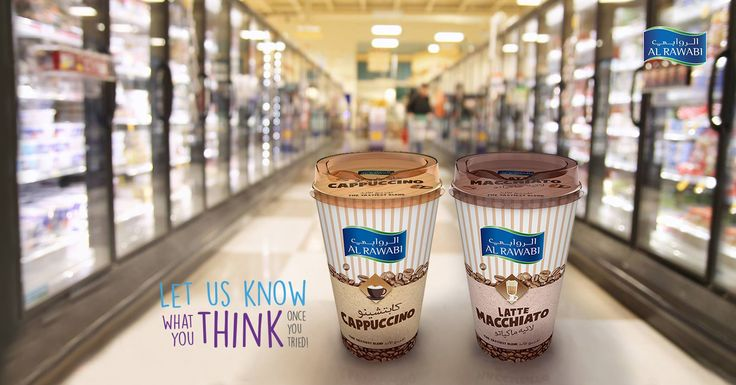 As many of you have asked, the iced coffee Late Macchiato and Cappuccino are available in the following stores: Sunrise, Geant , All Day Mini Mart, Union Coop, Sharjah Coop, Manama, KM Trading, Al Maya, Spinneys, Waitrose, Nesto, Fathima, Westzone. From following week, it will also be available in Carrefour and Lulu.  Petrol Stations: Emarat and from next week Eppco.