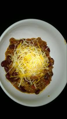 McCormick Chili Recipe  I like it but I like my other recipe I use.