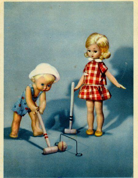 Открыток мишками, открытка с марионеткой
