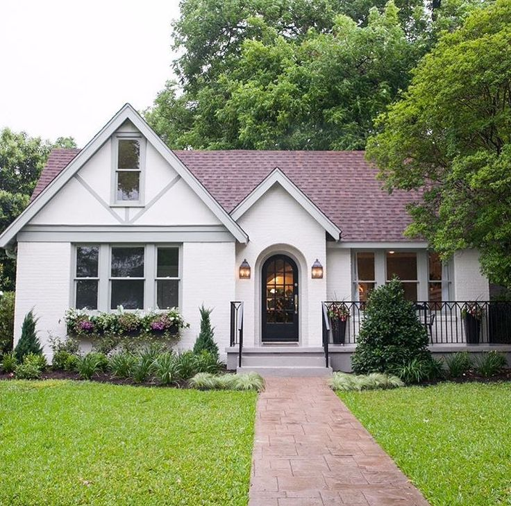 Exterior Home Styles: 1151 Best Cottages Images On Pinterest