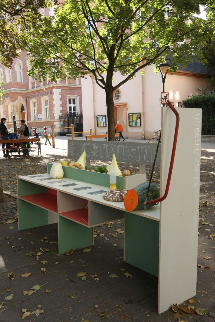 Vienna Design Week 2013: Construisine by Johanna Dehio and Dominik Hehl