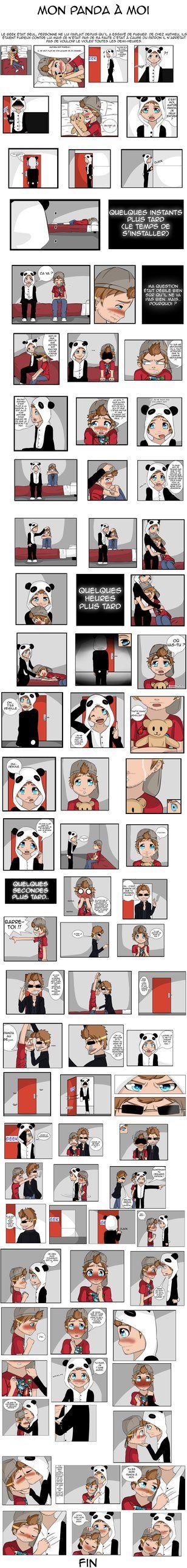 BD SLG : Mon Panda A Moi by DioLorette on DeviantArt