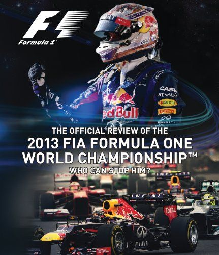 Formula One 2013 Official Review Blu Ray [Blu-ray]  #DVD