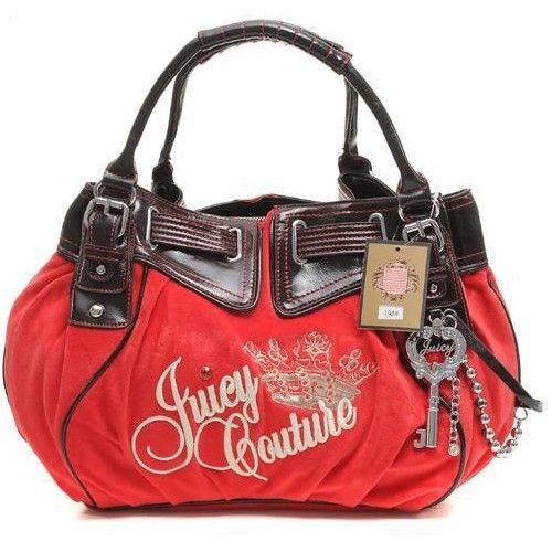 Juicy Couture Purses | Perfect Juicy Couture Sequined Velour Tote Bag Chocolate