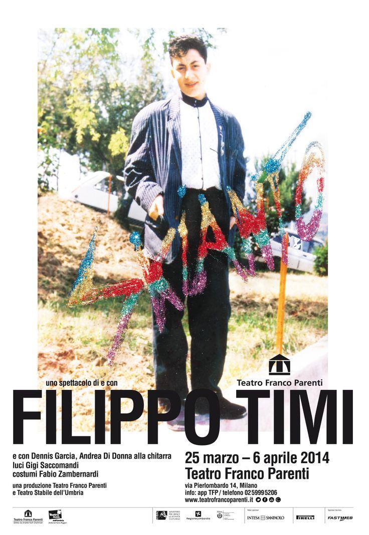 Locandina #FilippoTimi