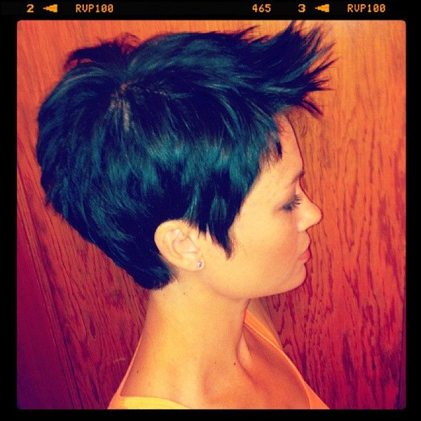Lovely Pixie Cut That I'm Currently Rocking.