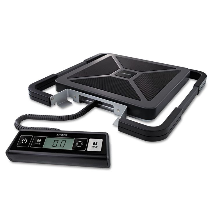 Dymo by Pelouze S100 Portable Digital USB Shipping Scale 100 Lb.