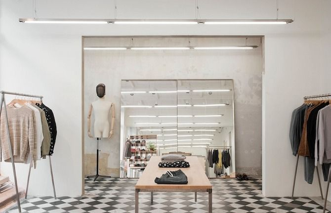 Our Legacy Store – Gothenburg by Arrhov Frick in thisispaper.com