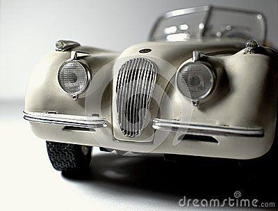 The Jaguar XK120 is a sports car manufactured by Jaguar.